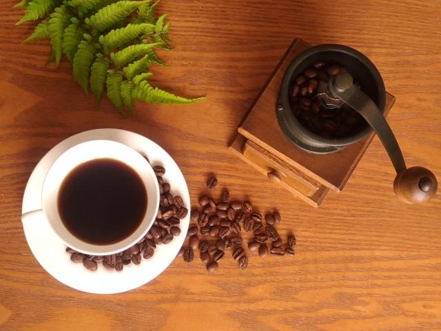 健康のための美味しいコーヒーの嗜み方 ー挽き方編ー