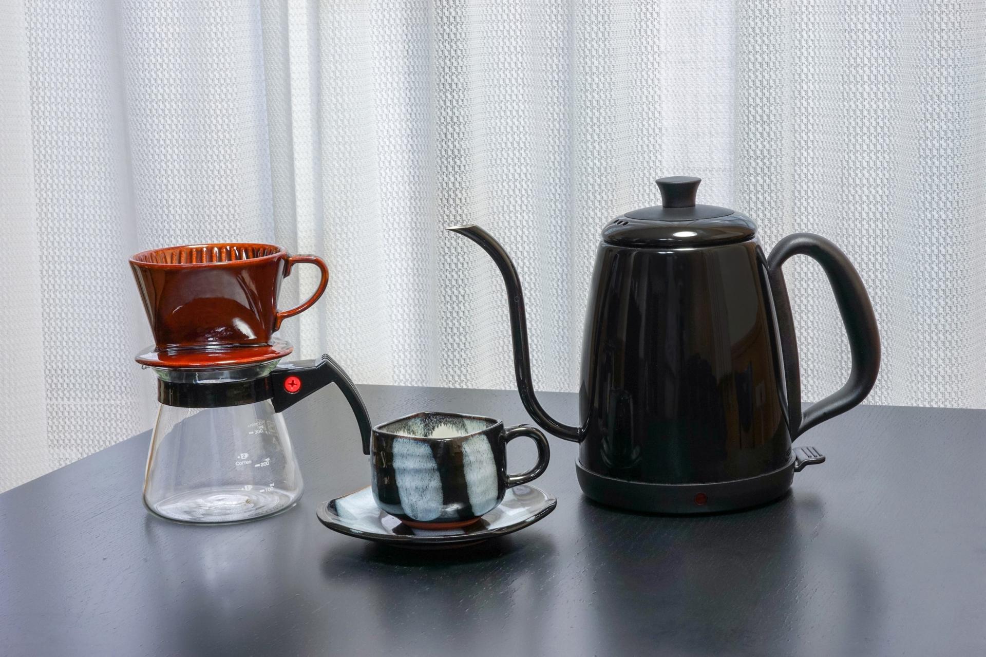 健康のための美味しいコーヒーの嗜み方 ー淹れ方編ー
